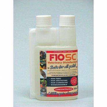 F10SC Vet Disinfectant...