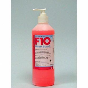 F10 Hand Scrub...