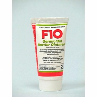 F10 Barrier Ointment...