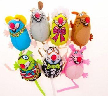 FatCat Colorful Mouse